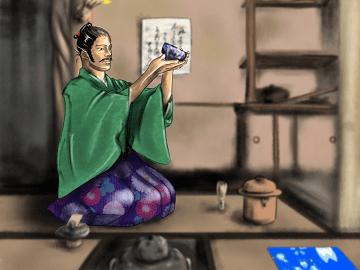 戦国ヒストリーのイラスト例3