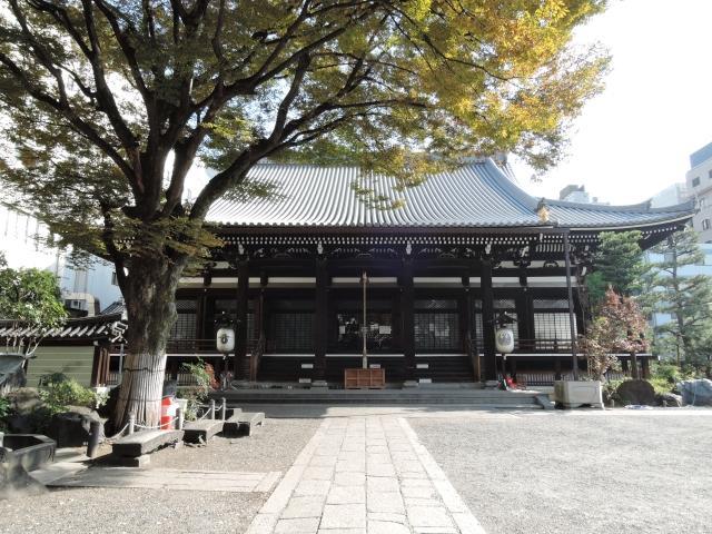 現在の京都 本能寺