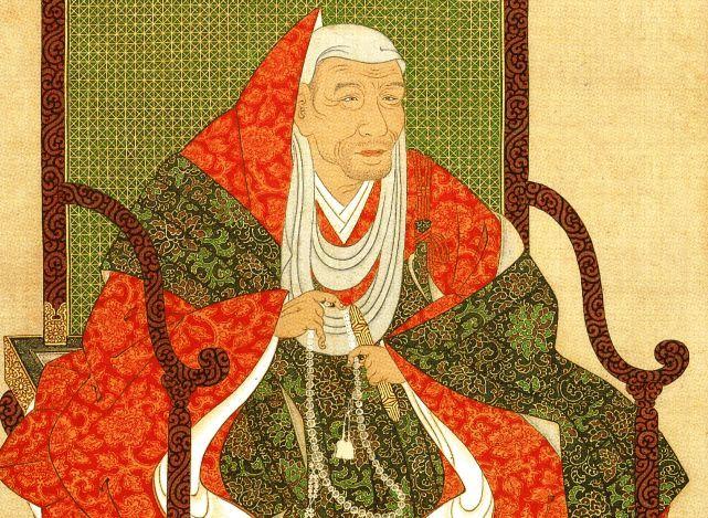 天海僧正の肖像画
