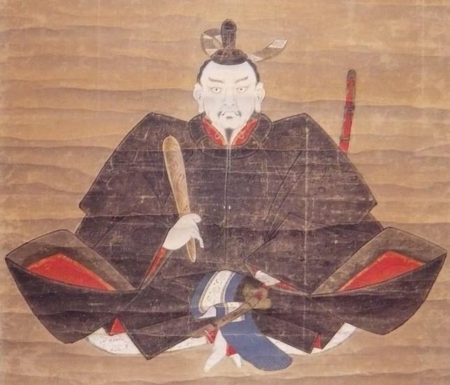 堀秀政像(長慶寺蔵)