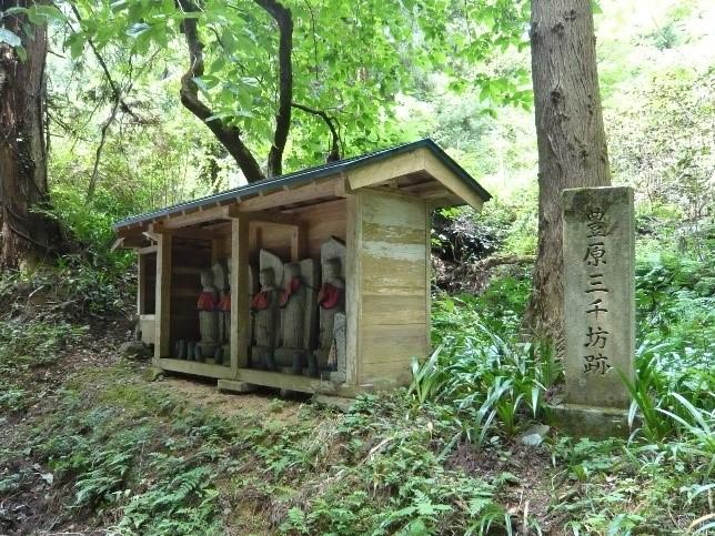 豊原寺跡(福井県坂井市)