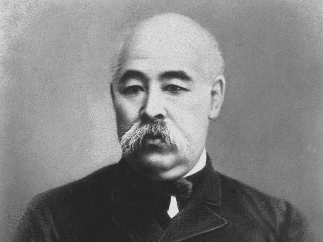後藤象二郎の肖像