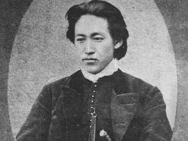 箱館戦争時の土方歳三の肖像写真