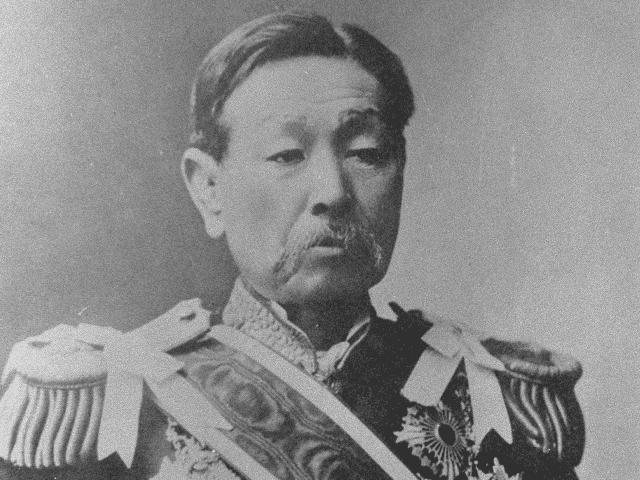 井上馨の肖像