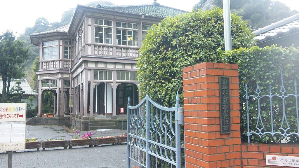 旧鹿児島紡績所技師館(出所:wikipedia)