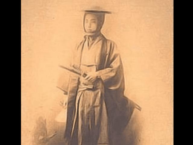 河上彦斎の肖像