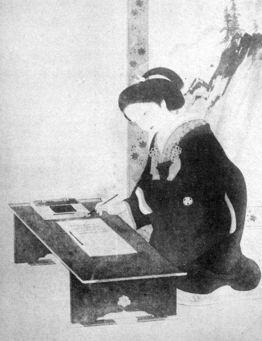 14代将軍徳川家茂の御台所・和宮の肖像