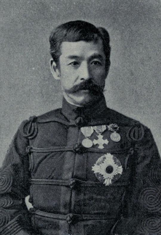 北白川宮能久親王(法号は公現法親王)の肖像