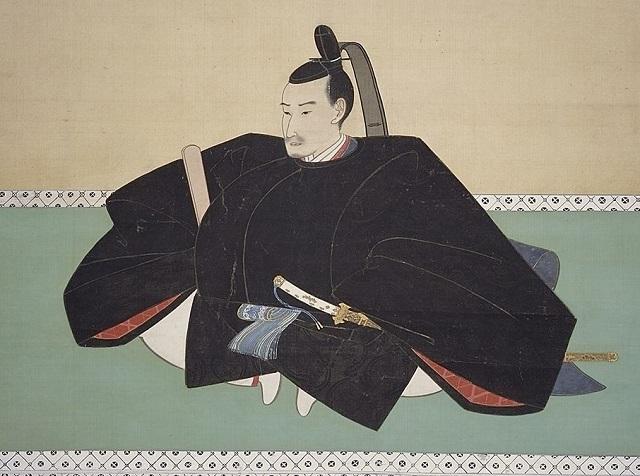 水野忠邦の肖像(首都大学東京図書情報センター所蔵)