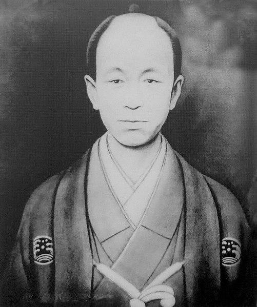 小栗忠順の肖像(東善寺所蔵)