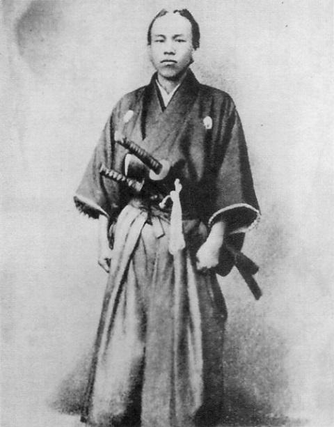 佐賀藩士時代の大隈重信
