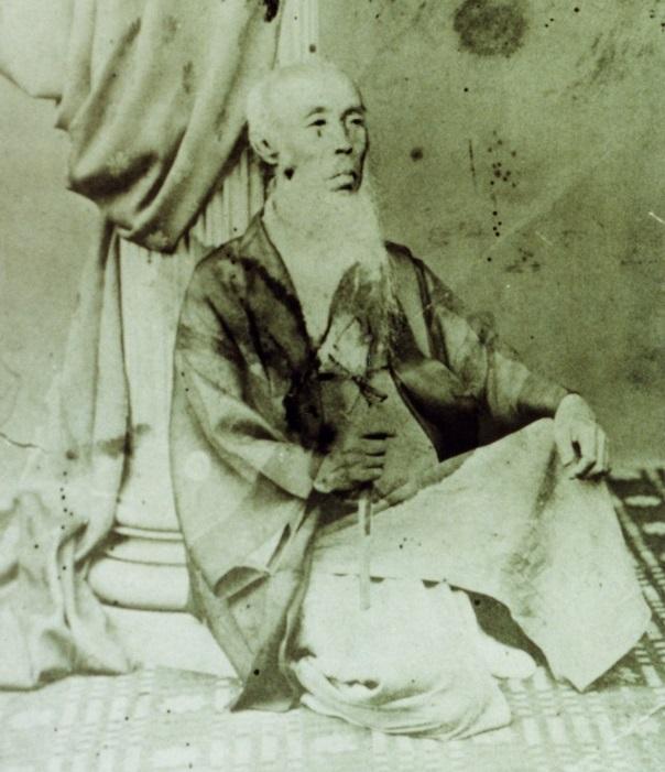病院 兼 蘭医学塾である「佐倉順天堂」を開設した佐藤泰然。日本の蘭方医。