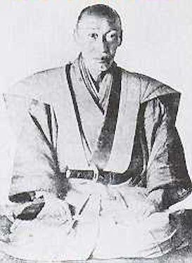 高島秋帆の肖像写真
