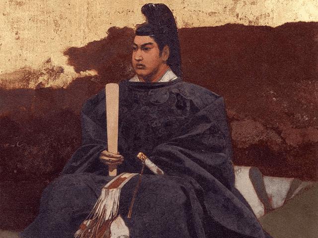 徳川家茂の肖像画(川村清雄 筆)