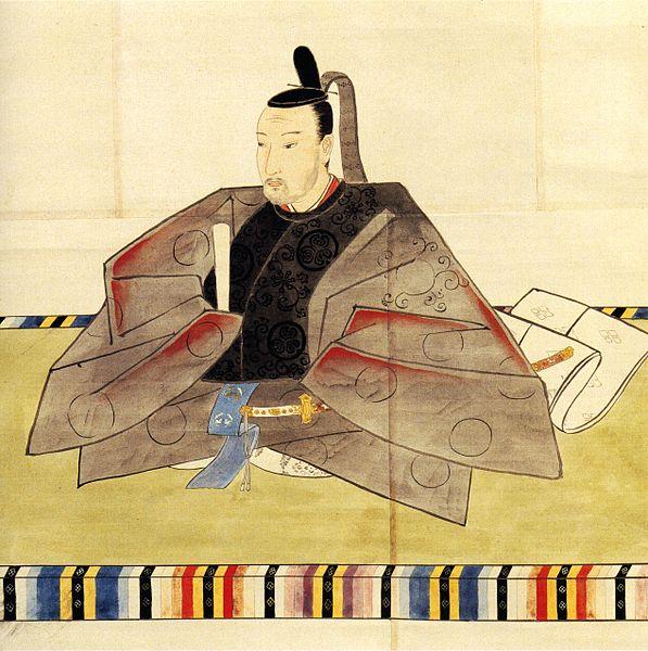 徳川家定の肖像画(徳川記念財団 蔵)