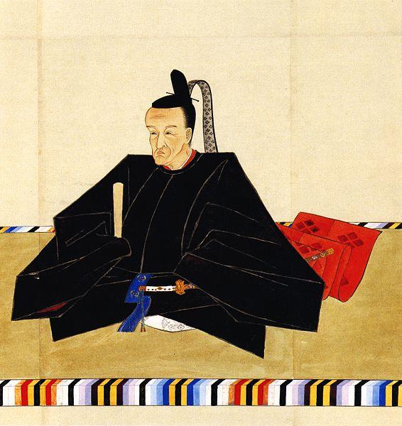 徳川家慶の肖像画(徳川記念財団 蔵、狩野雅信筆)