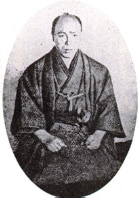 吉田東洋の肖像