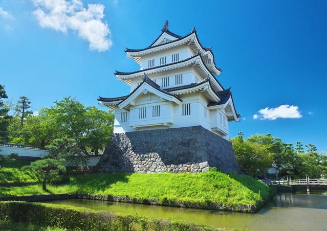 忍城(模擬御三階櫓)