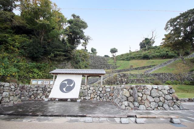 志摩鳥羽城の三の丸跡