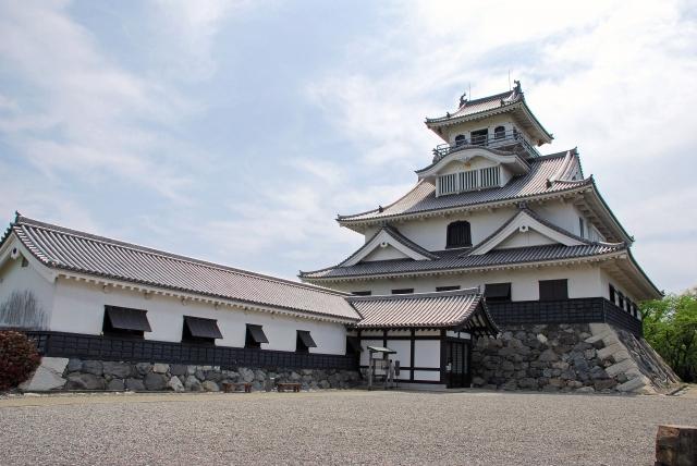 近江長浜城の写真