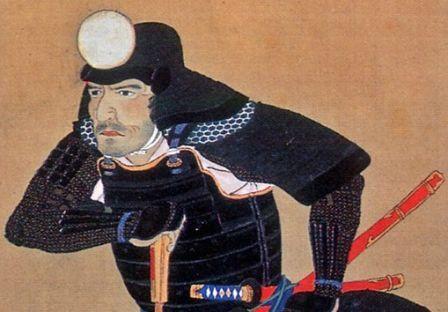 後藤又兵衛の肖像画
