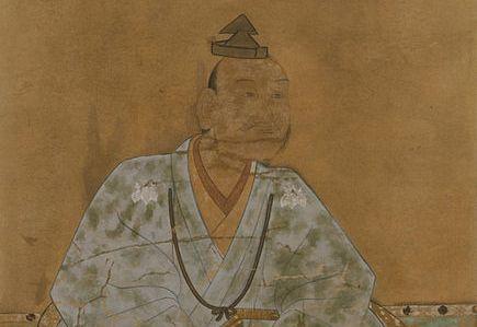 蜂須賀正勝の肖像画