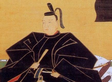 細川忠興の肖像画(永青文庫蔵)