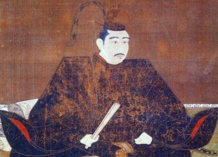 池田輝政の肖像画