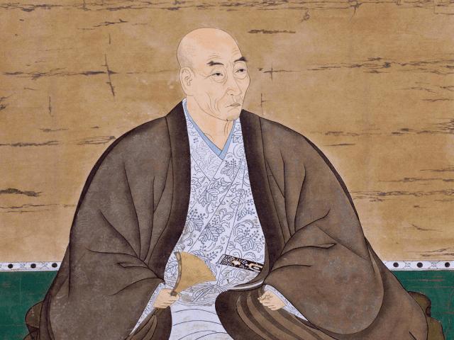 石田正継の肖像画(妙心寺蔵)