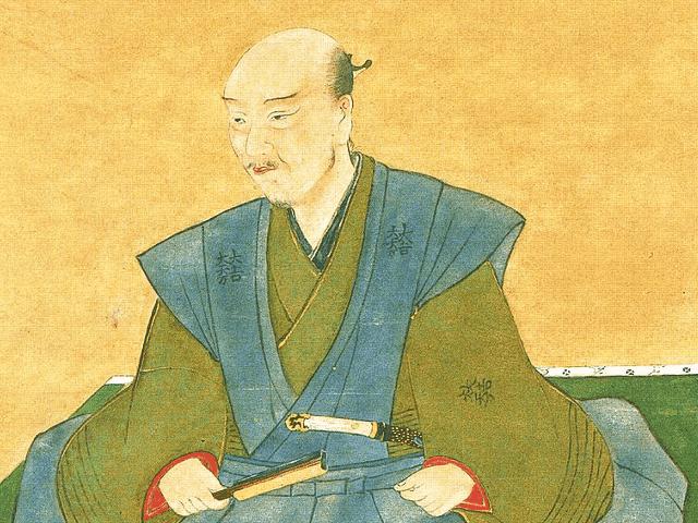 石田三成の肖像画(東京大学史料編纂所 所蔵)