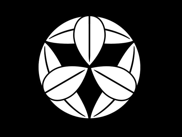 家紋「九枚笹」