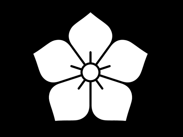 土岐氏や加藤清正が使用した家紋「桔梗紋」