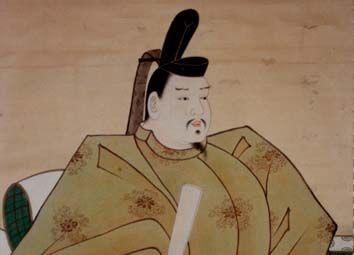 前田利長の肖像画