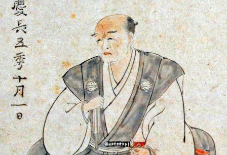 増田長盛の肖像画