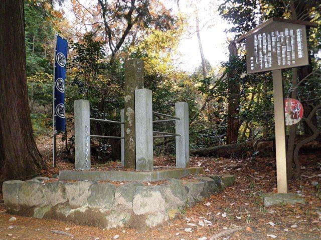 関ヶ原の戦いでの大谷吉継陣跡