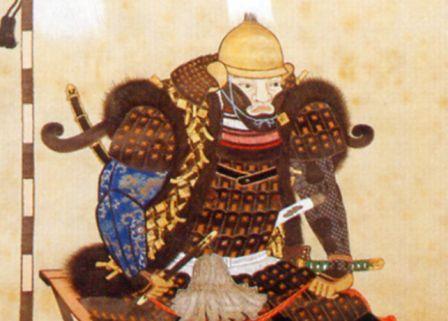 仙石秀久の肖像画
