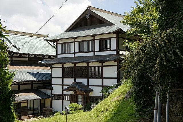 神戸市立 太閤の湯殿館(出所:wikipedia)