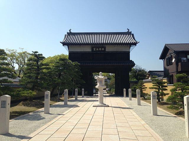 黒田家の菩提寺で知られる福岡市の崇福寺