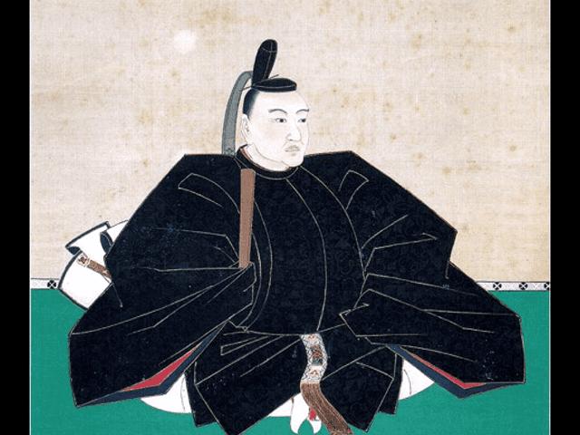 北条氏直の肖像画(法雲寺所蔵)