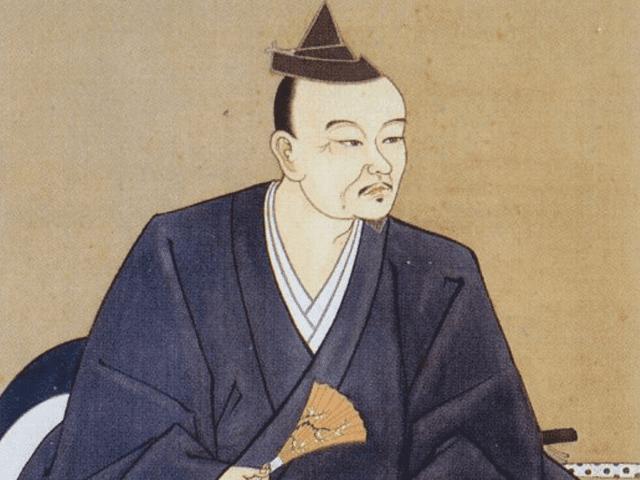 北条氏綱の肖像画(小田原城 蔵)