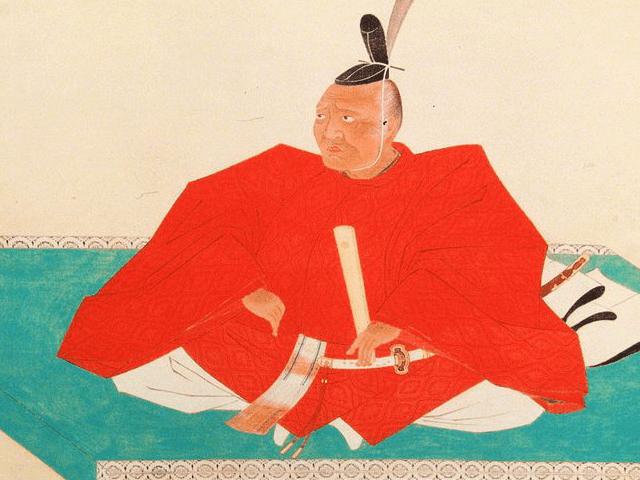 稲葉正成の肖像画(神奈川県立歴史博物館所蔵)