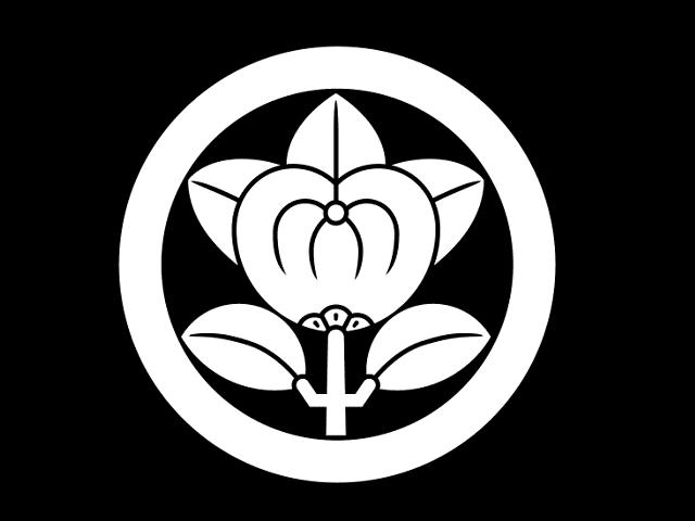井伊家の家紋「丸に橘」