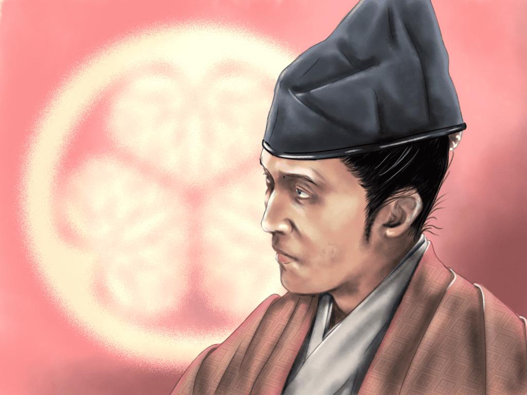 松平広忠のイラスト