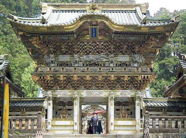 徳川家康が神として祀られている「日光東照宮」