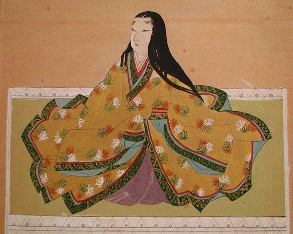 西郷局の肖像画(宝台院蔵)