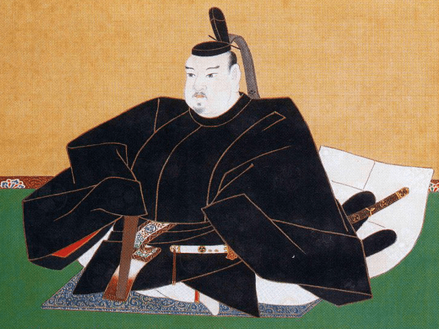 徳川家光の肖像画(金山寺蔵)