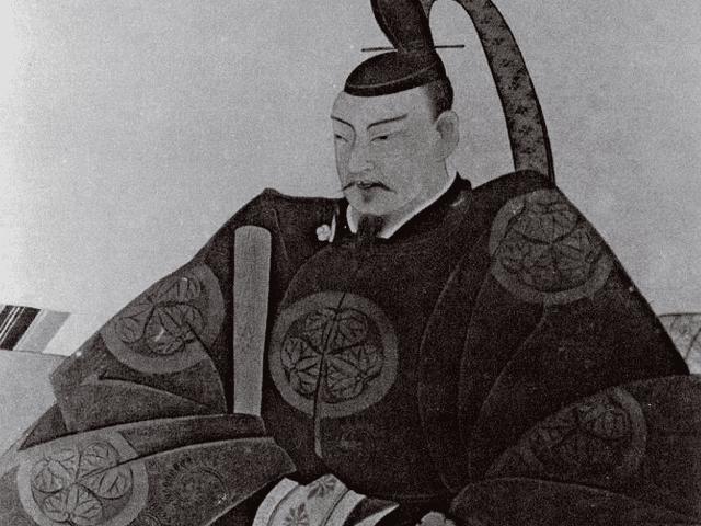 徳川頼房の肖像(彰考館徳川博物館 所蔵)