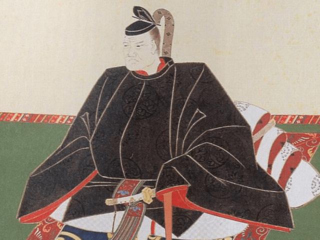 徳川義直の肖像(徳川美術館 所蔵)