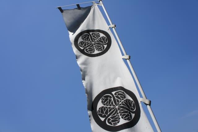 徳川の旗印