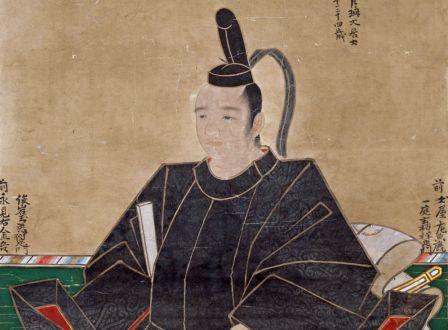結城秀康の肖像画
